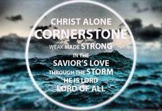 cornerstone hillsong lyrics - Google Search
