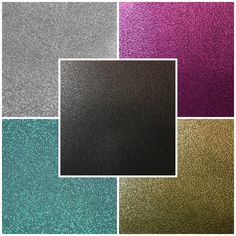 Fine Decor - All That Glitters Wallpaper - Holographic Effect Wall Decoration