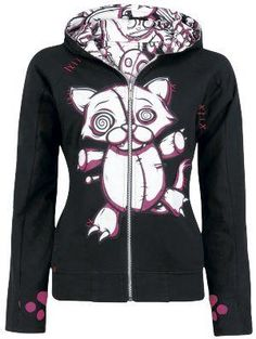 Voodoo Kitty by Cupcake Cult