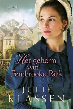 Het geheim van Pembrooke Park Julie Klassen #boekperweek 13/53