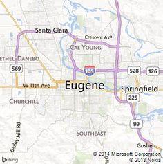 Explore Eugene