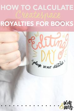 Learn How to Calculate Createspace Royalties for your self-published book with Jenny Bravo, author of These Are the Moments, at Blots & Plots blog.