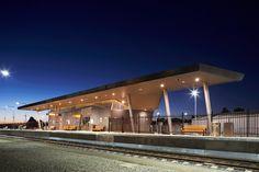 Gallery - Wendouree Railway Station / Hassell with Parsons Brinckerhoff - 1