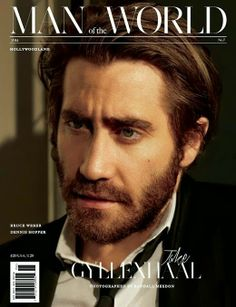 Jake Gyllenhaal Man of the World