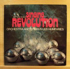 LES HUMPHRIES SINGERS - Singing Revolution -Vinyl LP Rare Disco Niagara Paranoid in Musik, Vinyl, Pop | eBay