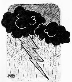 🔔#thunder #stormy #clouds #inktober2018 #inktober #sketch #sketchbook #promptlist #instaart #artistsoninstagram Inktober, Insta Art, Thunder, Sketching, Journaling, Clouds, Artist, Caro Diario, Artists