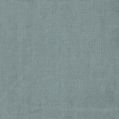 Warwick Fabrics : HAVEN, Colour SLATE 100% Linen.  Too plain/sack-like?