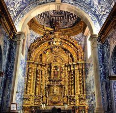 Igreja Sao Lourenço, Algarve, Portugal