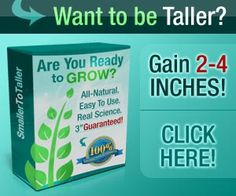 Want to be taller