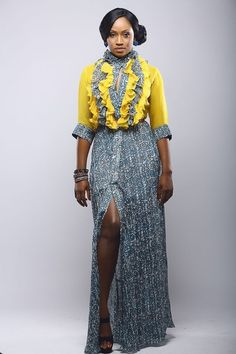 Demure Indulgence Collection by House of Dorcas S/S 2013 | FashionGHANA.com (100% African Fashion)FashionGHANA.com (100% African Fashion)