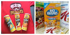 Here are the new Kellogg Canada product lineup! Enter for a chance to win a prize pack valued at $50.