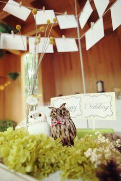 ウェルカムスペースの装飾☆ʕ•̫͡•ʔ  nico◡̈*blog 手作り結婚式