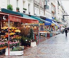 6 of the best open-air food market venues in Paris  http://www.aluxurytravelblog.com/2013/05/30/6-of-the-best-open-air-food-market-venues-in-paris/