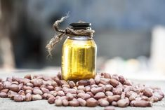 Mungfali Oil is known as nut oil, it is mellow tasting natural oil, made from peanuts. Notwithstanding the way that the nut plant blooms over the ground, the seeds or peanuts (called Mungfali in Hindi) truly develop underground.