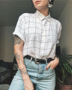 The Effective Pictures We Offer You About tomboy fashion 2019 A quality picture can tell you many th Grunge Outfits, Retro Outfits, Vintage Outfits, Cool Outfits, Summer Outfits, Casual Outfits, Tomboy Outfits, Hipster Outfits, Tomboy Fashion