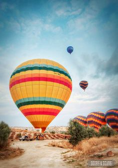 Flights of Fancy -A photo journey thru the skies of Cappadocia