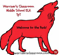 Summer Sale coming up at Warriner's Middle School ELA Classroom on TpT August 1 & 2: 20% off everything!! Warriner's  Middle School ELA Classroom got ready this summer for all of you Middle School Language Arts teachers! Super curriculum! Warriner's Units--Literary Terms, 9-11 Descriptive Paragraph, Film Pitch Presentation, Nemo, Short Stories, Grammar Galore (Write it Right units), and much much more! Come check it out! Welcome to the Warriner Classroom Pack!! warrinersclassroom.com