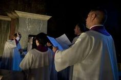 """Vatican City, Oct 25, 2017 / 12:08 am (CNA/EWTN News).- For one member of """"the Pope's Choir,"""" the Catholic Church, while appreciating sacred music, has in some respects lost the art of singing it in her parishes, prompting the need for a revival of traditional style across the world.""""Coming from the UK, I'm used to a choral tradition, it's a great Anglican tradition,"""" Mark Spyropoulos told CNA, noting that much of the sacred music they sing is written for great Catholic ..."""