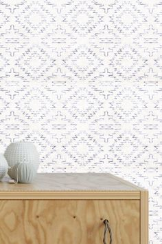 Navy White Ikat Wallpaper Removable, Modern Wallpaper, Peel and Stick Wallpaper, Blue White Wallpaper, Self Adhesive Wallpaper Wallpaper Ceiling, Bathroom Wallpaper, Home Wallpaper, Peel N Stick Wallpaper, Self Adhesive Wallpaper, Blue And White Wallpaper, Design Repeats, Modern Wallpaper, Big Girl Rooms