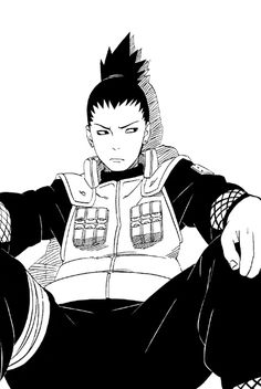Shikamaru is one of my favorites caracters in Naruto// Shikamaru es uno de mis personajes favoritos en naruto♡