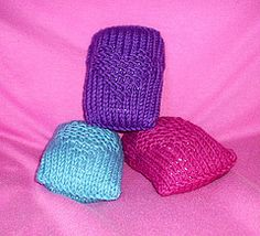 Ravelry: Reusable Soap Sack pattern by Kylie Brown