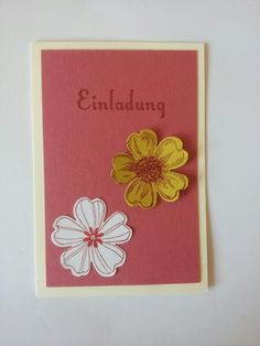 Einladung - allgemein gehalten,  hochkant, Kartenmaß: 9 * 13,2 cm, mit passendem Umschlag
