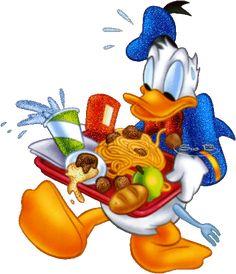 Animated Gif by raychen-rodriguez Walt Disney, Disney Duck, Disney Love, Disney Mickey, Donald O'connor, Pato Donald Y Daisy, Mickey Mouse E Amigos, Mickey Mouse Images, Mickey Mouse And Friends