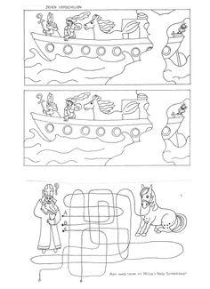 Kleurplaat Zandkasteel Verjaardag 143 Beste Afbeeldingen Van Sinterklaas Sinterklaas