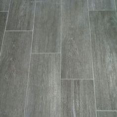 Tile floors that look like wood!