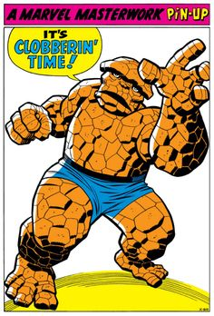 Jack Kirby, Strange Tales #127