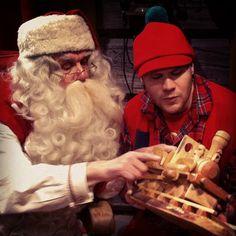 Meet Santa and the Elves @santaclausoffice