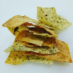 Παραδοσιακά Ζυμαρικά  -  'Εμνοστον: Lasania Chips με ποντιακή φιλοσοφία!