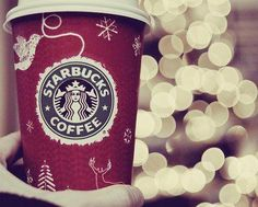 Starbucks = Love of my life