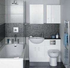 Decoracion y diseño-Decoración Living- DECOCASA » Ideas para baños pequeños
