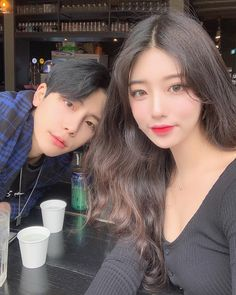 Couple With Baby, Sweet Couple, Korean Ulzzang, Ulzzang Boy, Cute Couples Goals, Couple Goals, Kpop Couples, Cosplay Boy, Good To See You