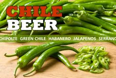 Brewing with Chiles, 3 recipes you can make at home! http://www.homebrewing.com/articles/chile-beer.php