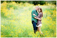 Yellow Flowers Field couple photo shoot First Year Of Marriage, Anniversary Photos, Photo Tips, Couple Pictures, Engagement Shoots, Yellow Flowers, More Photos, Pretty Pictures, Photo Sessions