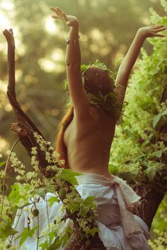 1000+ images about Dryads and tree spirits~ on Pinterest