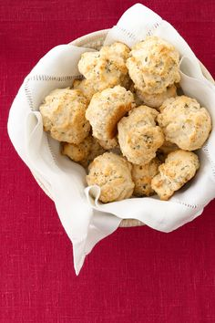 Thyme Biscuits with Honey-Thyme Butter - WomansDay.com
