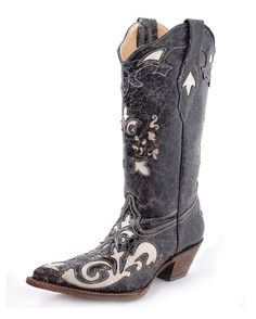 nothing like a new pair of cowboy boots...except an old pair of cowbow boots!