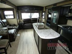 The Modern Decor Offers A Home Like Feel With A Front Bedroom And Rear Living Area In The New 2017 Grand Design Imagine 2950RL Travel Trailer at General RV | Draper, UT | #138135