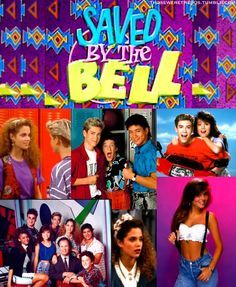 saved by the bell.