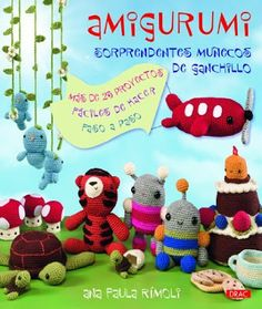 Spanish amigurumi book