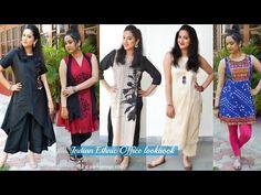 Indian Ethnic Office wear Lookbook | Indian ethnic wear | Perkymegs