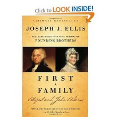 Another Ellis book. He really captures the time of revolutionary America and the founding fathers.
