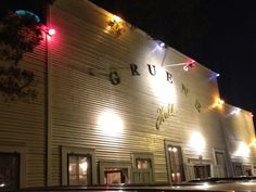 The oldest dance hall in Texas!  Live Americana music, great atmosphere and the town is beautiful.