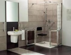 1000 images about bathrooms on pinterest corner - Disenos de banos pequenos modernos ...