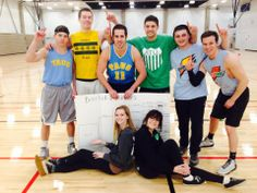 The winners of our Dodgeball tournament were the ATO coached by Seniors Paige Tieman and Abigail Welsh! Kappa Delta, Welsh, Sports, Tops, Fashion, Hs Sports, Moda, Welsh Language, Fashion Styles