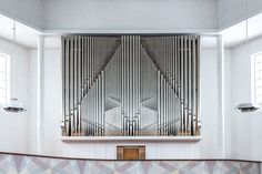 The Grandeur of German Pipe Organs Photographed by Robert Götzfried | Colossal