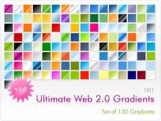 ultimate web 2.0 gradients version 3.0